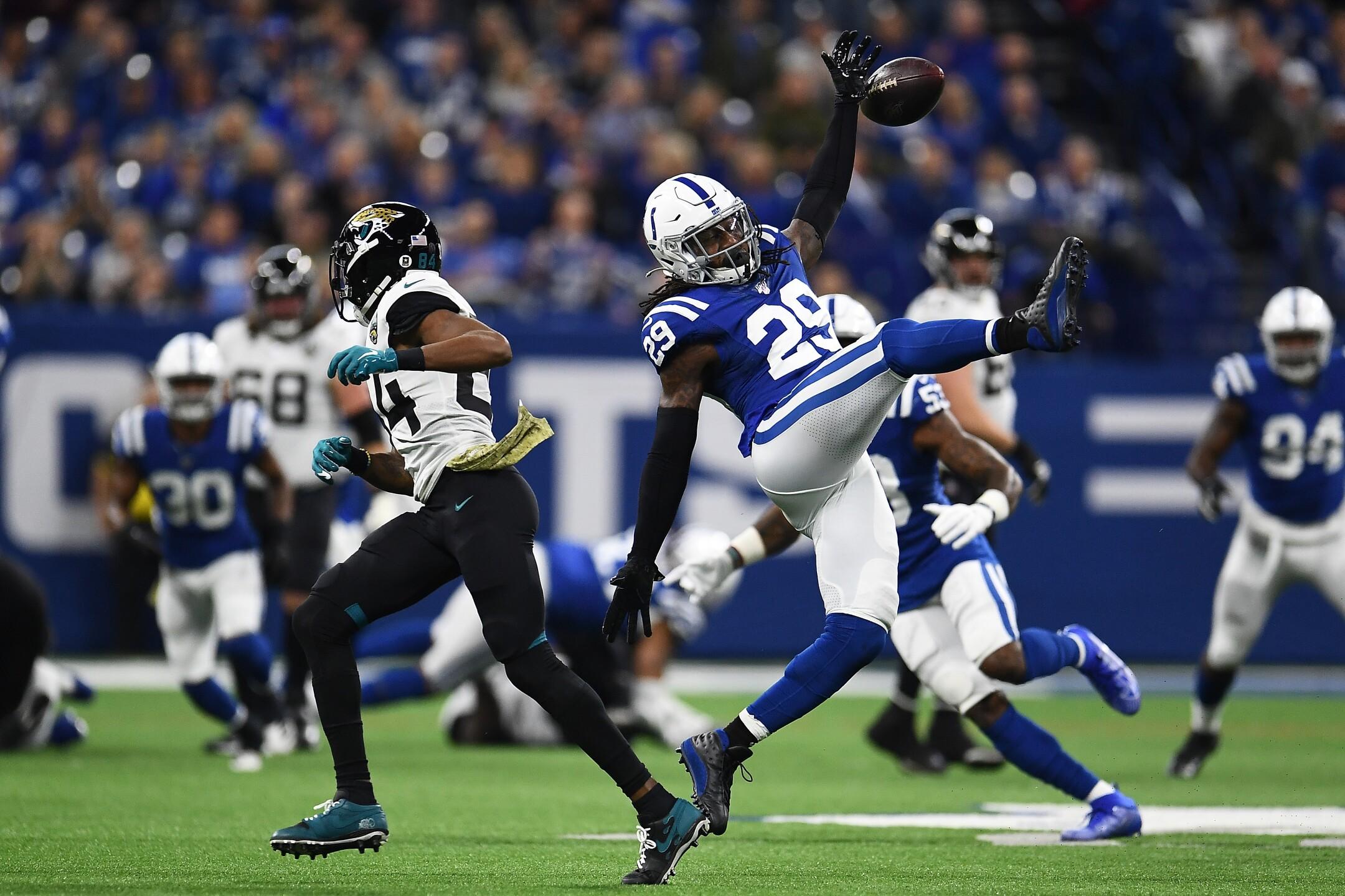 Jacksonville Jaguars vIndianapolis Colts