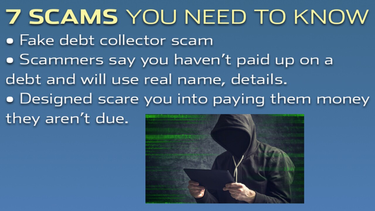 GALLERY: 7 scams you need to know