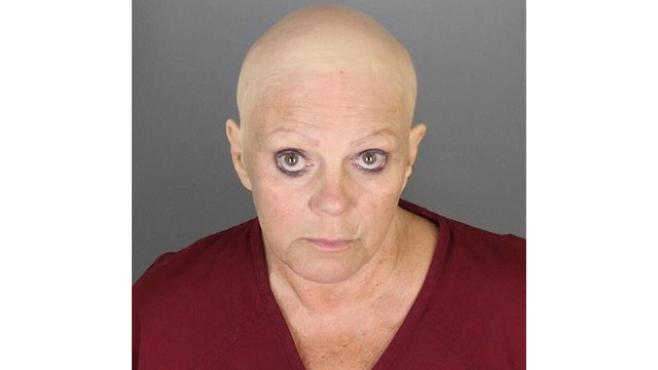 Woman, 72, arrested for assaulting husband, 90
