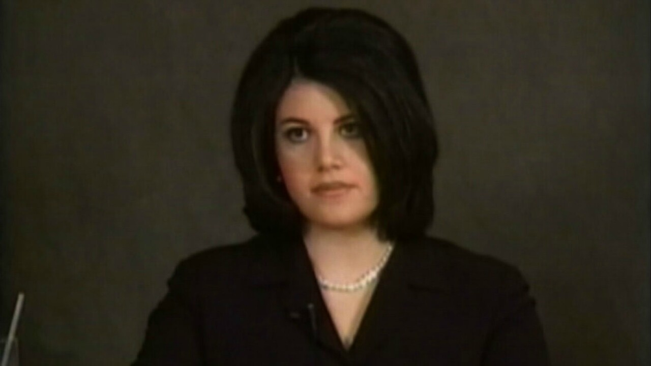 Why is Monica Lewinsky now opening up about Clinton affair?