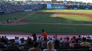 Record setting night for T-Bones with 18 runs scored