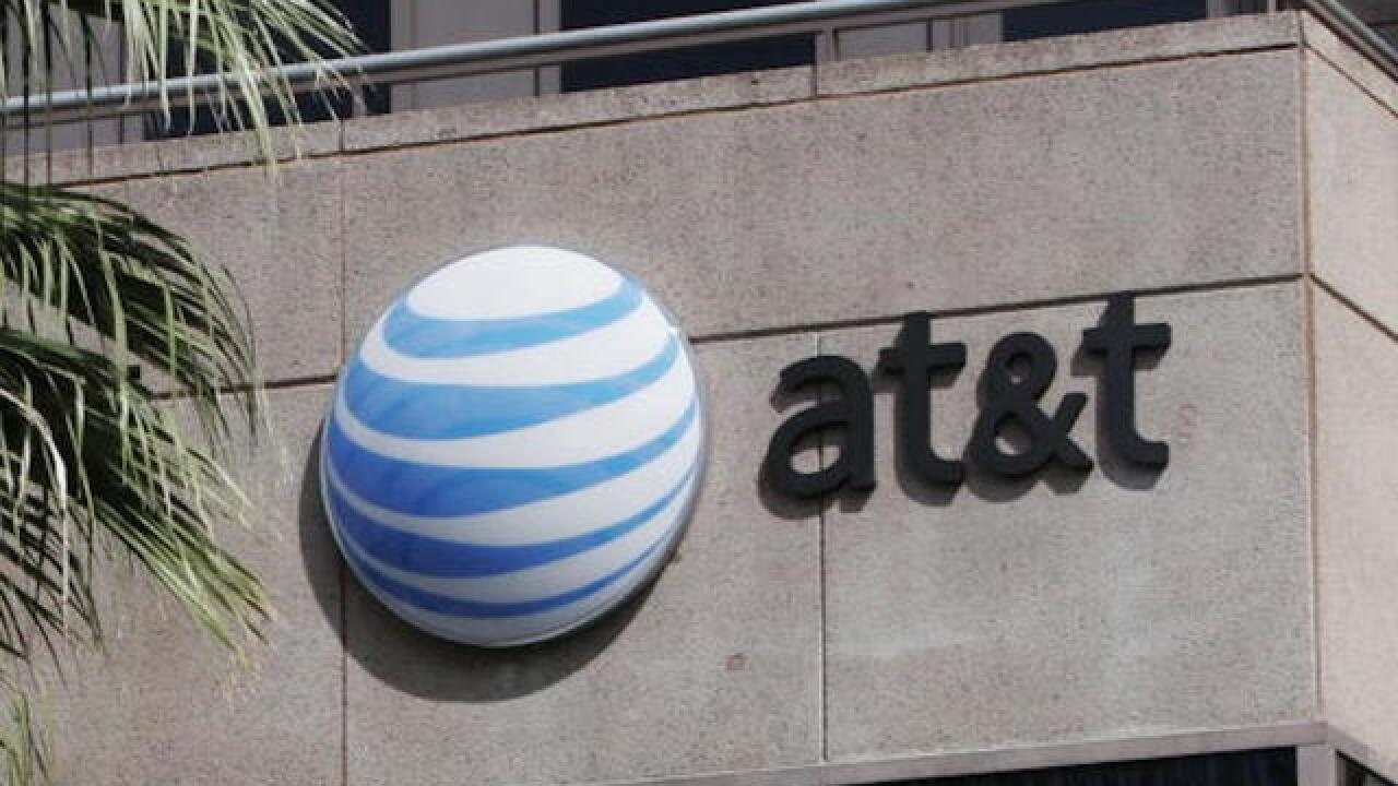 AT&T contributes $2,500 to the Letts Community Center