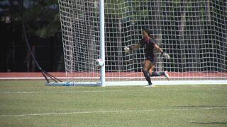 Lauryn Starwood Cajuns soccer