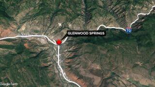 Glenwood Springs Map