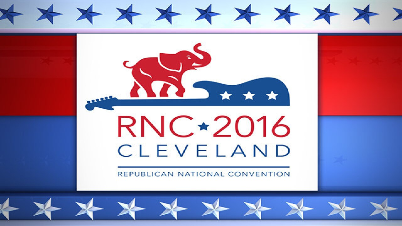 Day 1 | RNC in Cleveland