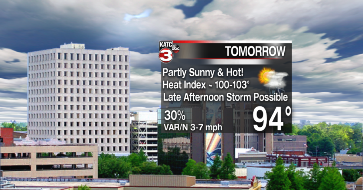 Heat builds next several days