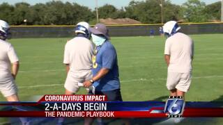 Odem-two-a-day-practices-begin
