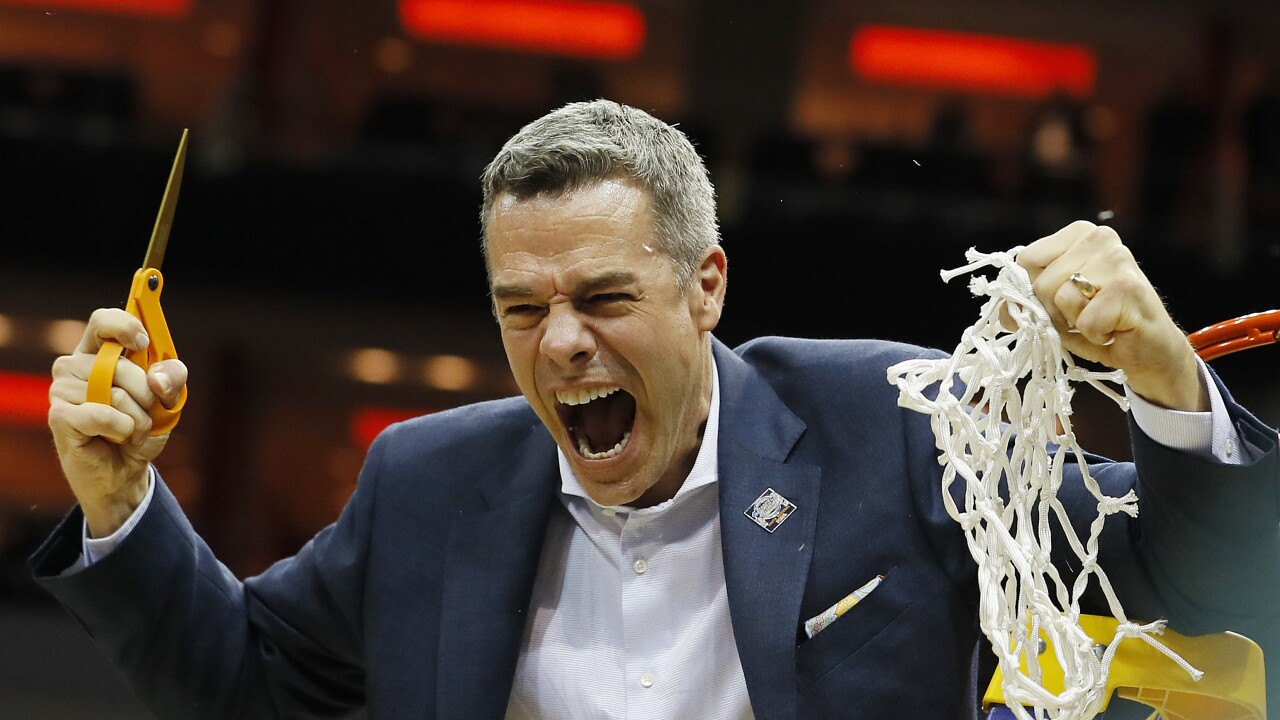 Benn-efiting from the past: The education of UVA's Tony Bennett