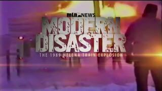 Modern Disaster:  Remembering the 1989 Helena Train Explosion