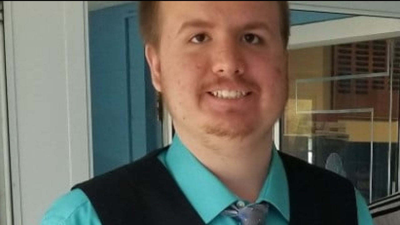 Cole Geise: missing man with Autism