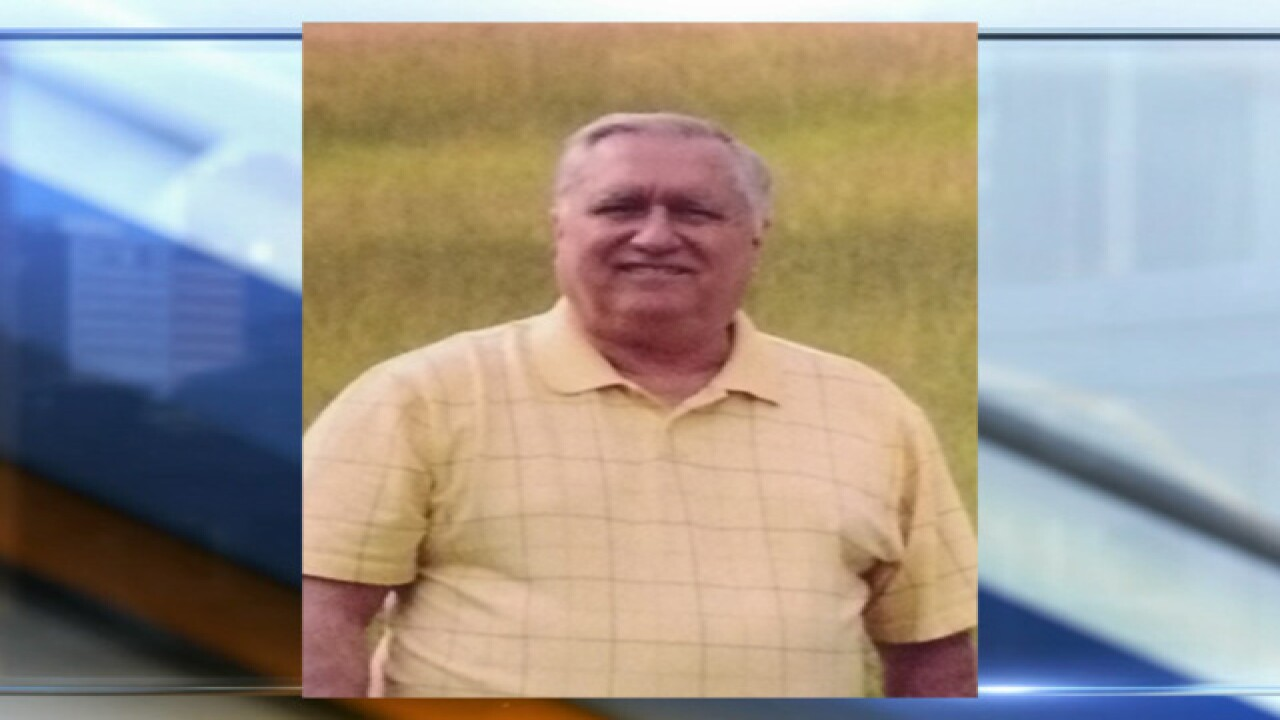 UPDATE: Bill Oxley found safe out of state