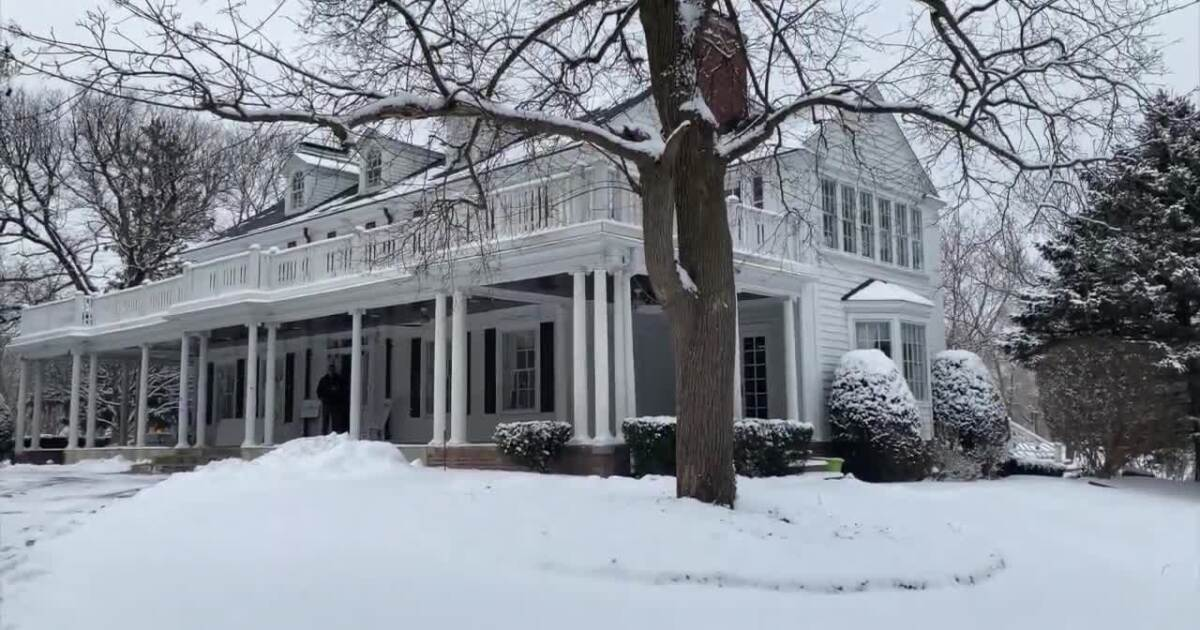 Don Massey's historic Northville mansion to be transformed into inclusive community for adults with autism