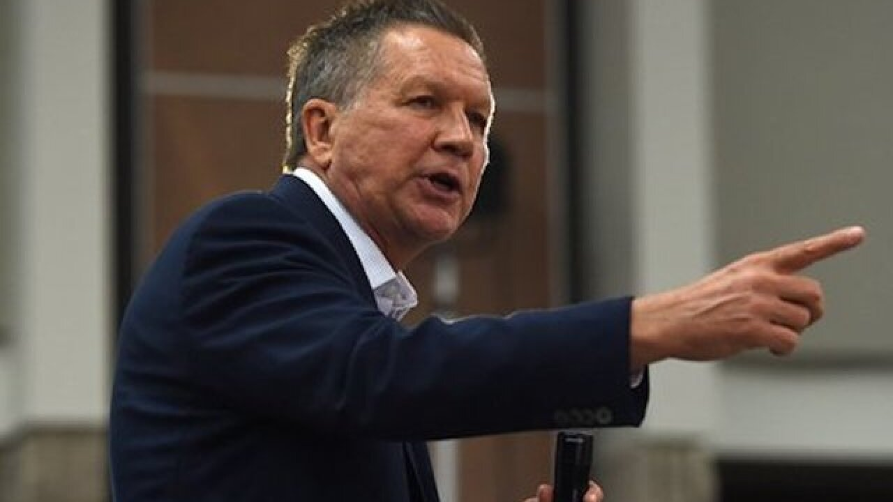 Pro-Cruz ad wrongly claims Soros backs Kasich