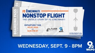 Nonstop flight FC Cincinnati documentary