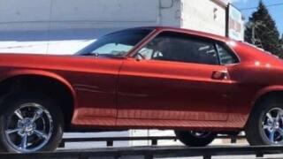 Stolen car Cuba