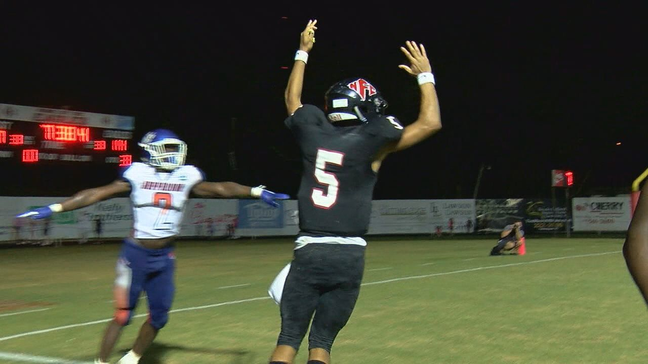 #WTXLFNF Play of the Year - Round 1