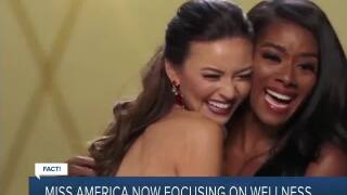 Fact or Fiction: Miss America Pageant will judge on health?