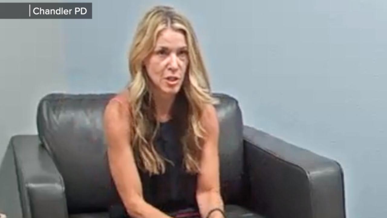 Lori Vallow Daybell Chandler PD interview