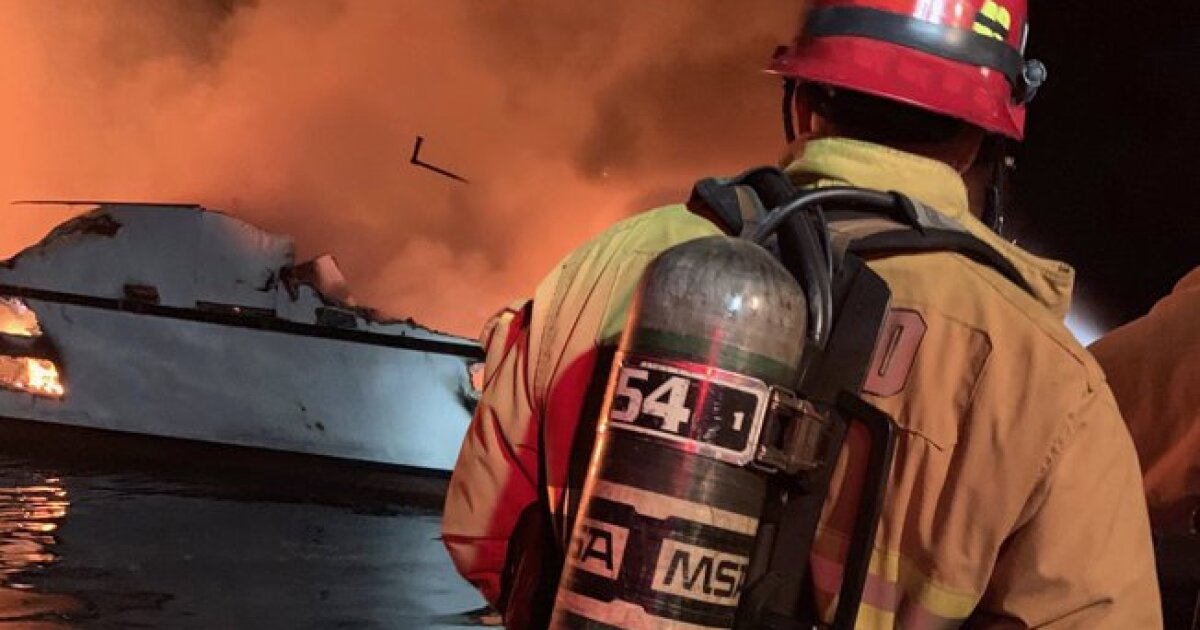 News The Latest: Feds interview captain in deadly boat fire 5:14 PM, Sep 04, 2019 - KOAA.com Colorado Springs and Pueblo News