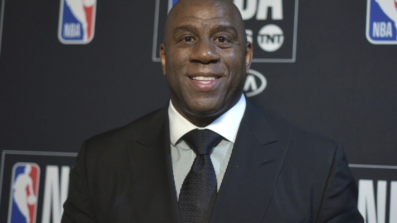 Magic Johnson to provide $100 million in loans to businesses owned by minorities, women