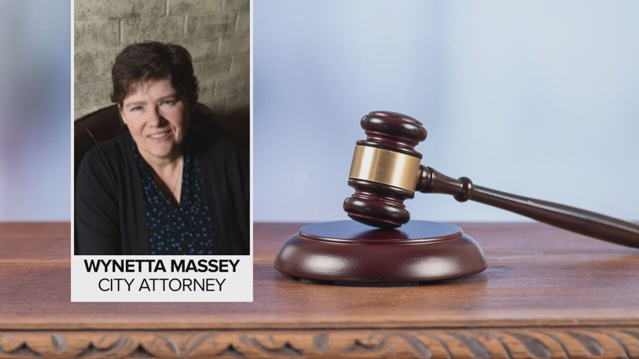 City Attorney Wynetta Massey