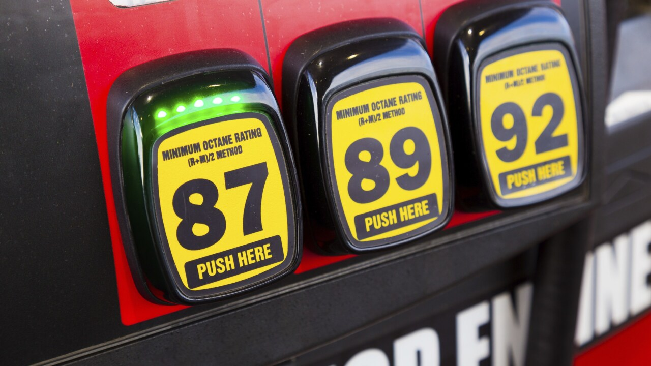 Gas Octane Options