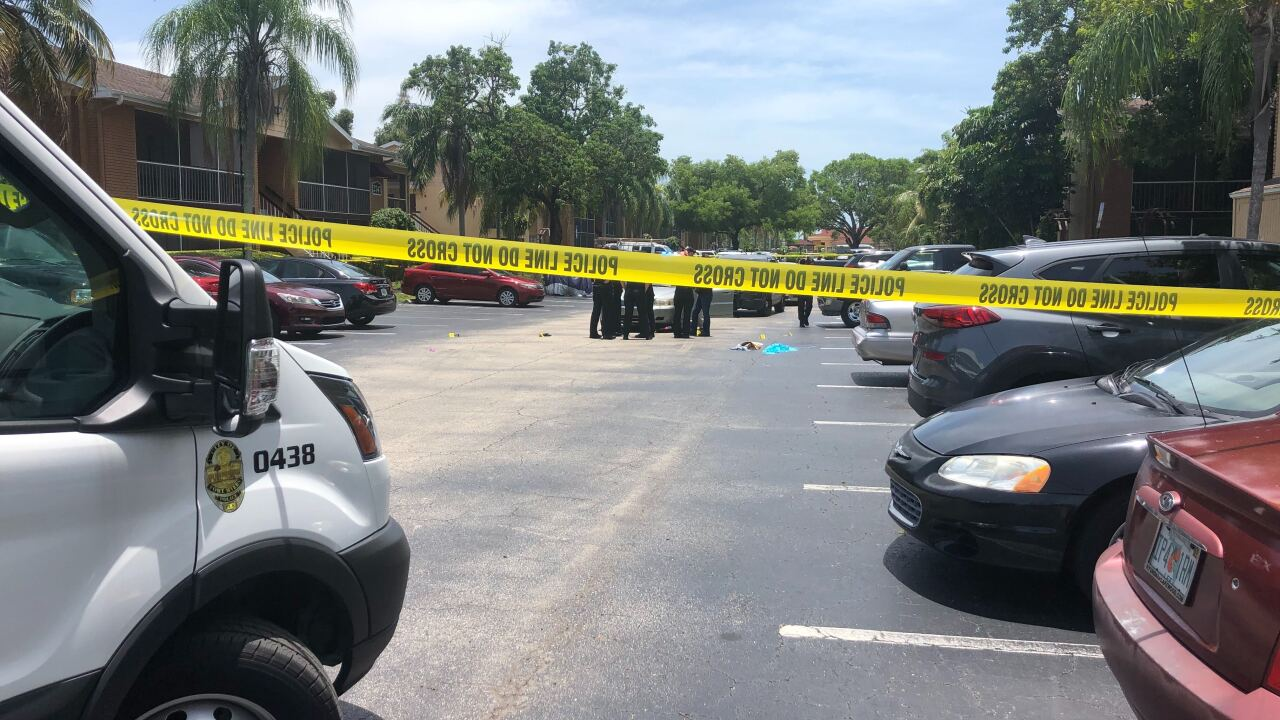 Shooting in Fort Myers