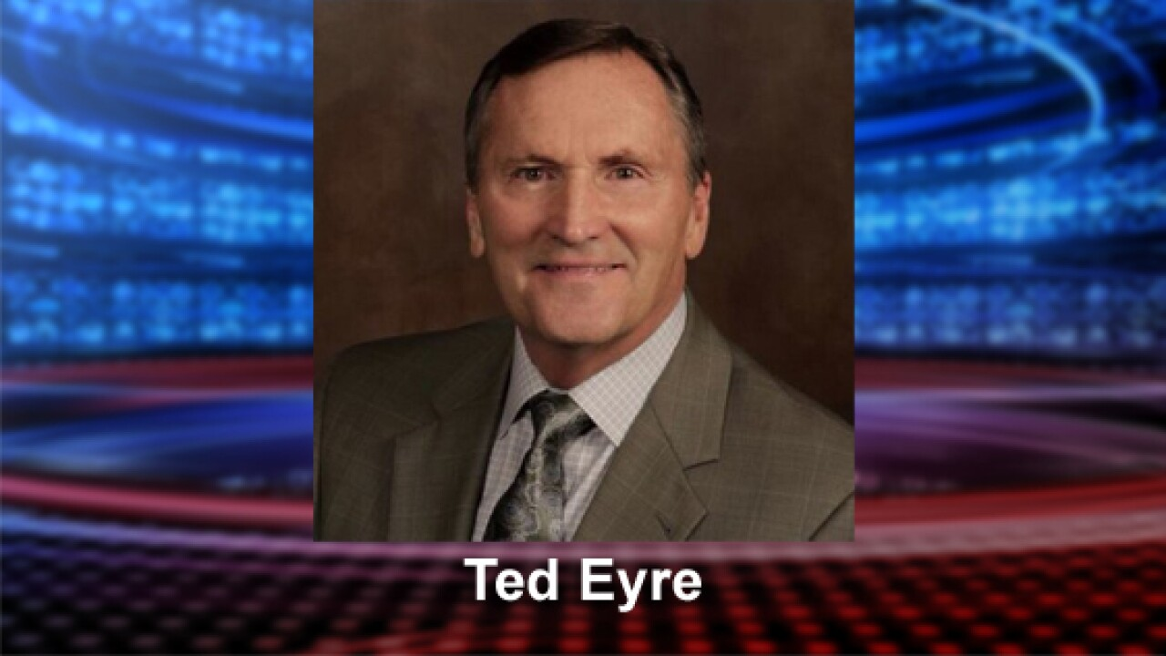Murray City Mayor Ted Eyre dies after battle withcancer