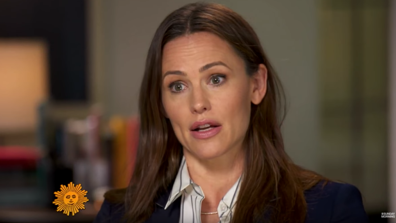 Jennifer Garner on tabloid scrutiny: 'I could cry talking about it'