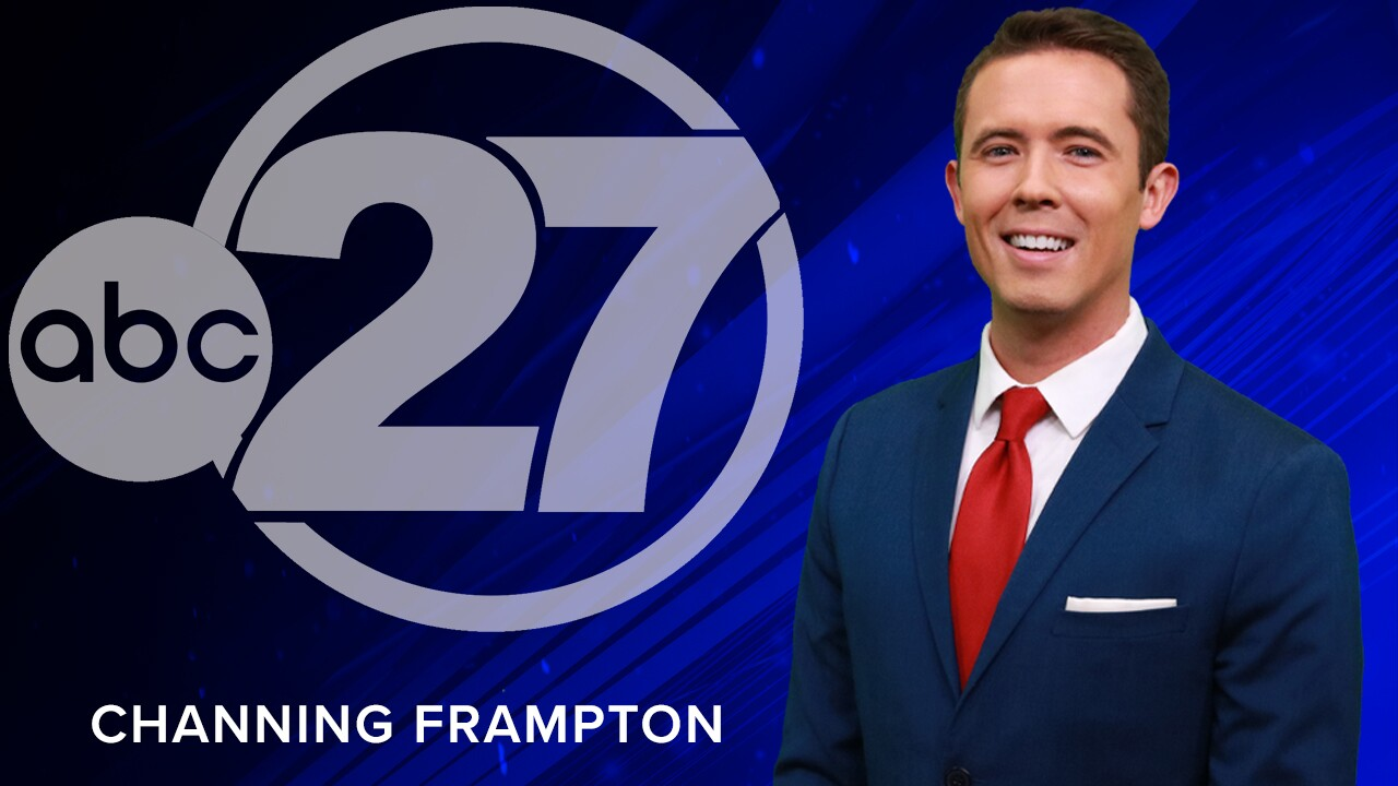 Channing Frampton joins ABC 27 anchor team