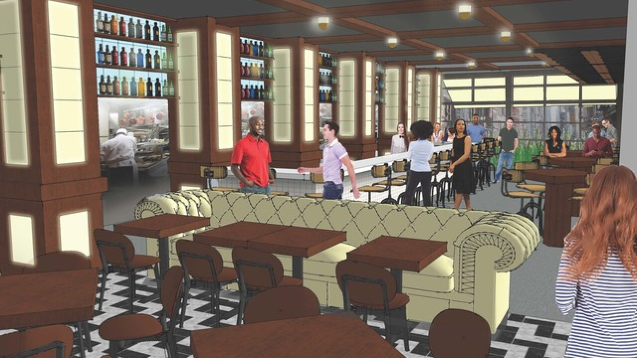 Empire Kitchen & Cocktails opening in May at The Scott at Brush Park