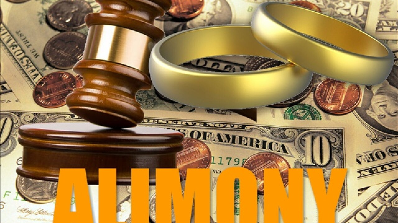 Permanent alimony could end in Florida