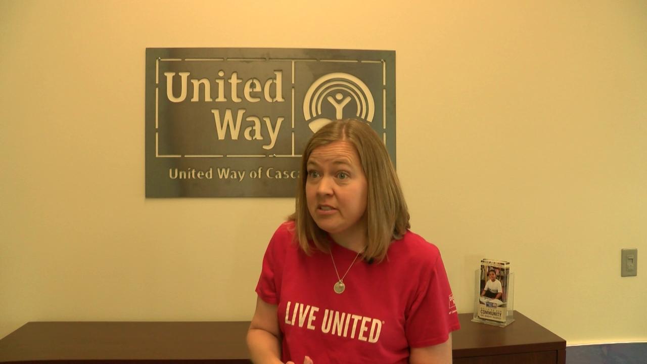 Kim Skornogoski, Marketing Director for United Way of Cascade County