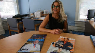 Kelly Wilson, Founder EDGE Business Magazine
