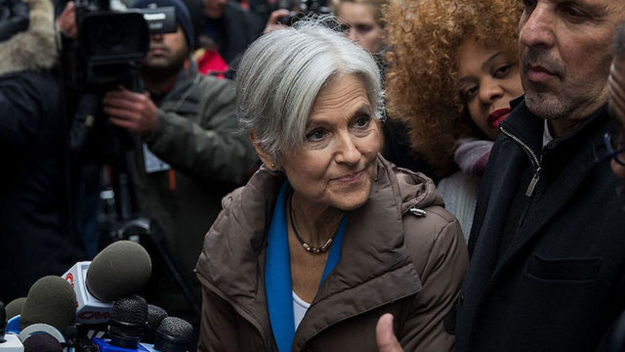 Russian efforts to meddle in election included pro-Jill Stein messaging on social media, report says