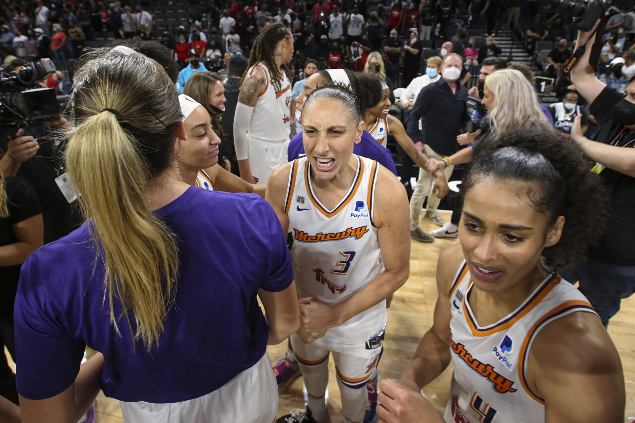 Mercury Aces Basketball
