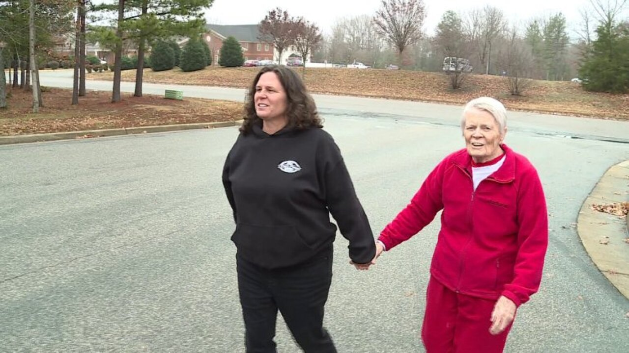 Daughter says mom with dementia was videotaped, posted to Facebook in Chesterfield Co.