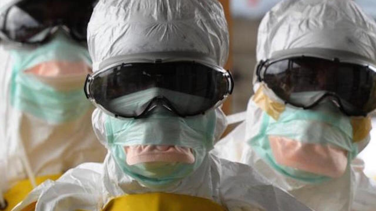 Ebola outbreak in DRC enters 'new phase' as it spreads to urban area