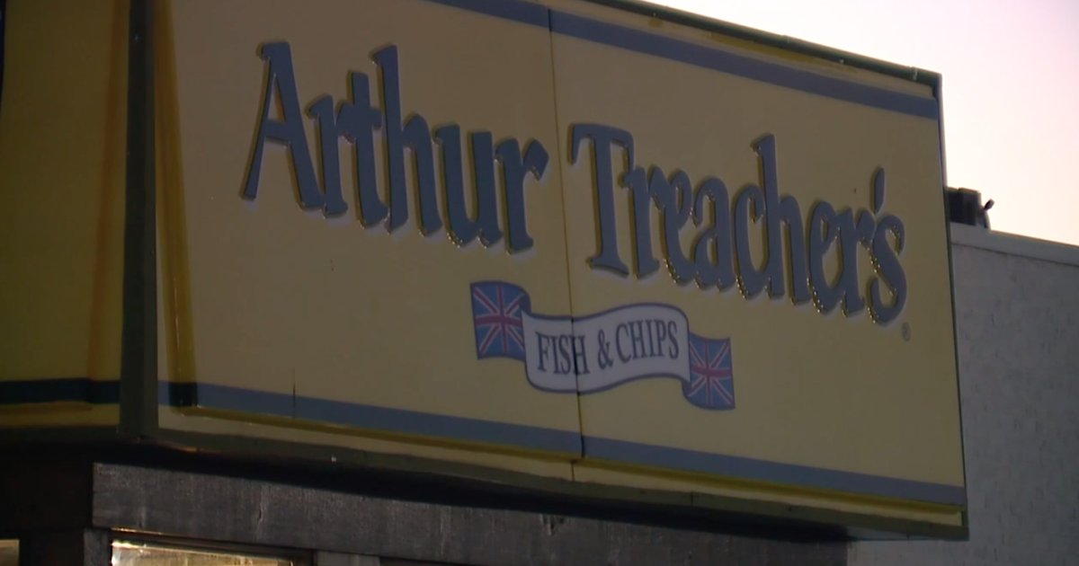 Arthur Treacher's in Garfield Heights closes up shop