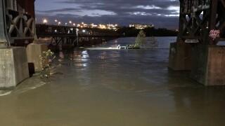 Belle Isle water rescue