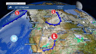 Cold front to impact Montana Wednesday