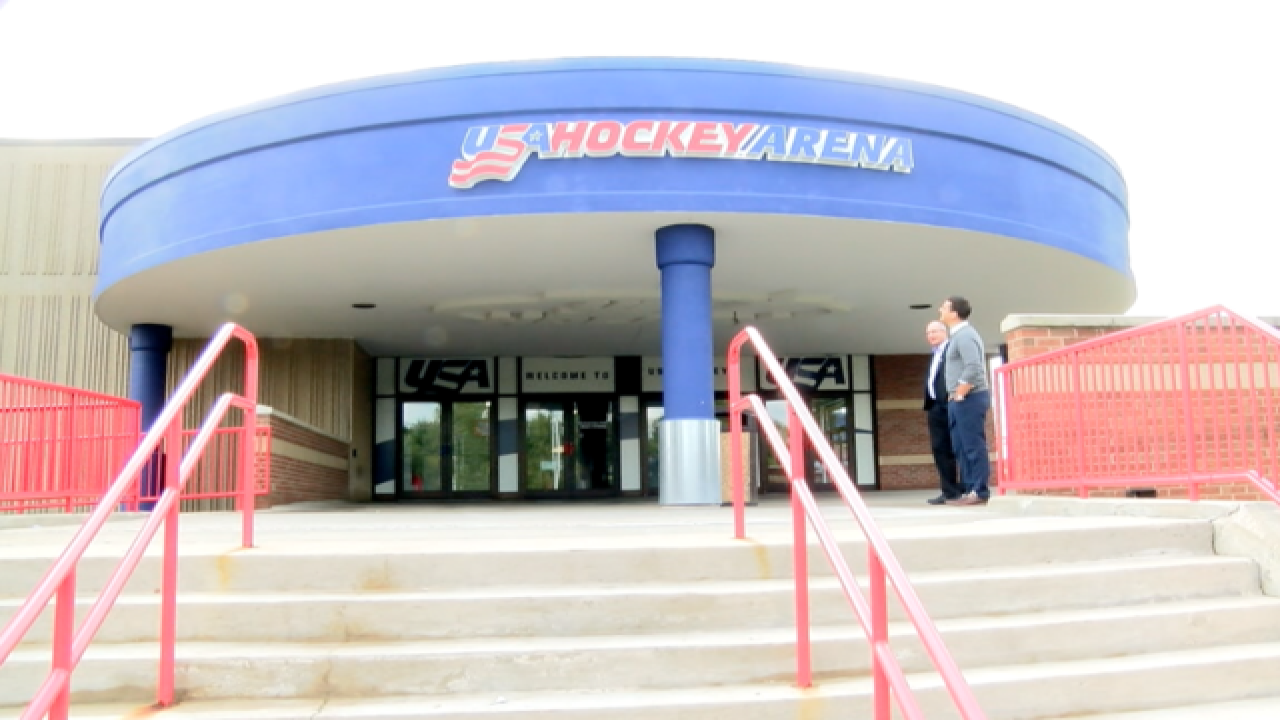 Next USA Hockey stars being groomed in Plymouth