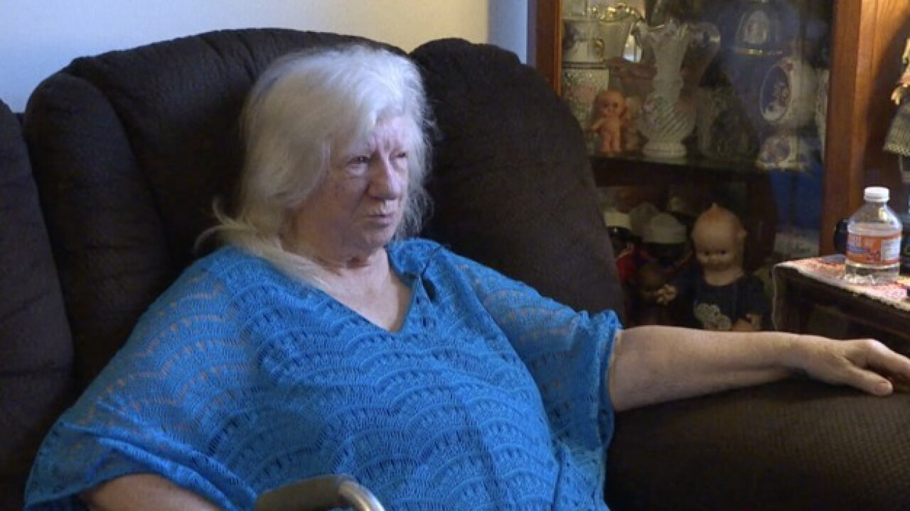 Woman's dangerous experience after Medicaid transportation service 'no show'