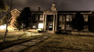 Inside Butler County's 'haunted' former elementary school