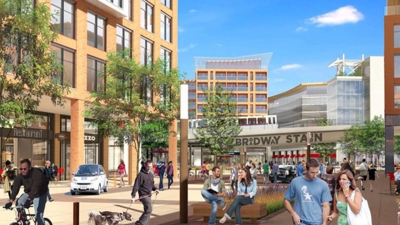 Developer, city have big plans at old Gates site