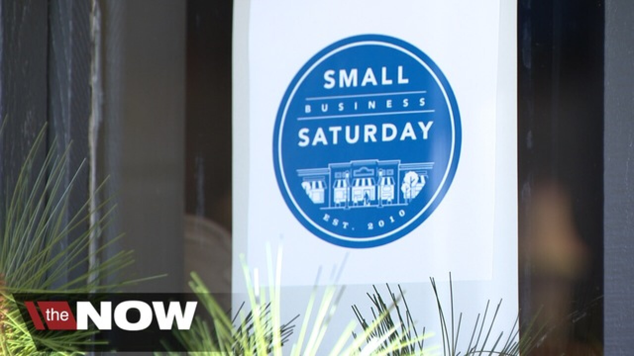 Small Business Saturday has benefits beyond bottom line