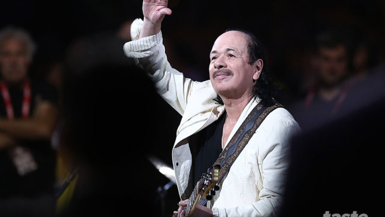 CONCERT ALERTS: Santana & Four Seasons