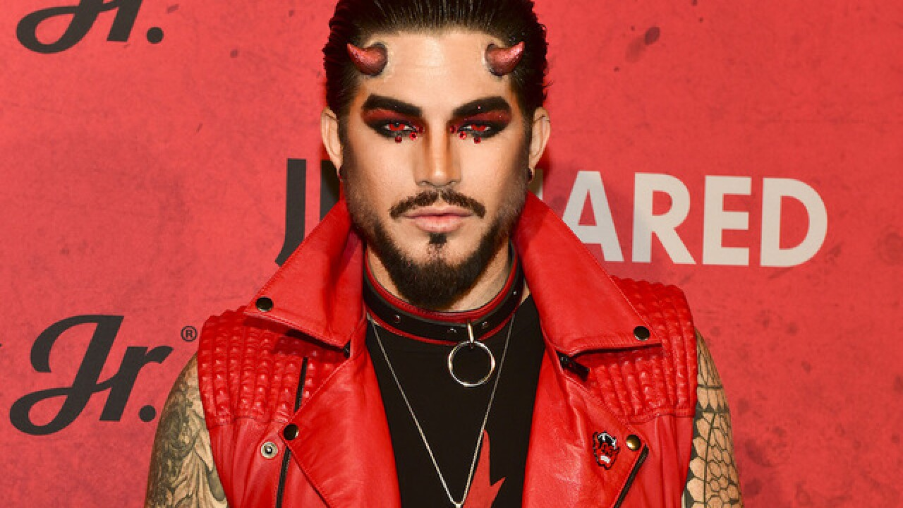 Photos: See what costumes celebrities are wearing this Halloween