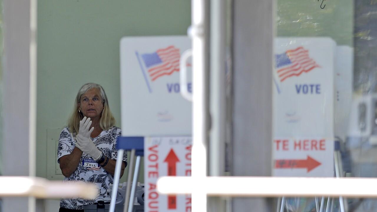 APTOPIX Viruc Outbreak Elections Florida