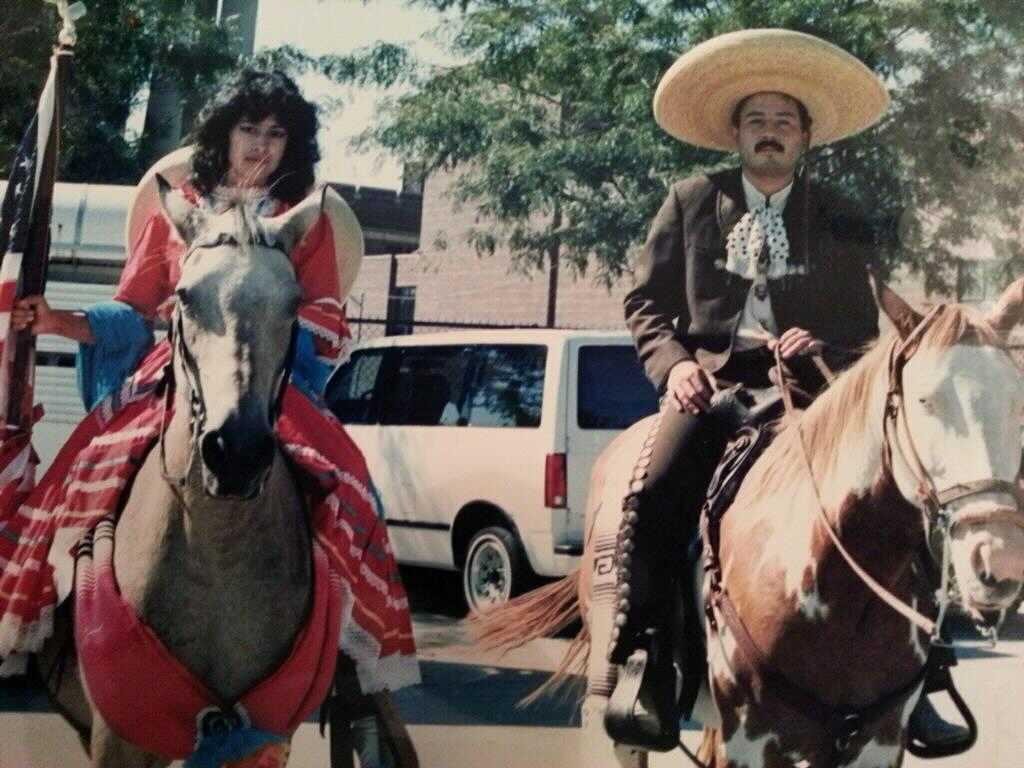 Sergio and Ofelia Robles